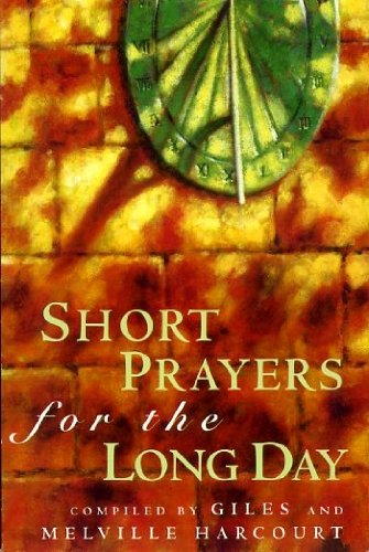 9780006278658: Short Prayers for the Long Day