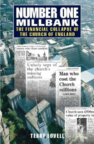 9780006278665: No.1 Millbank: The Church of England's Financial Downfall