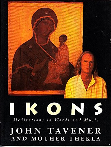 9780006278719: Ikons: Meditations in Words and Music/Book and Disk (A Fount Book)