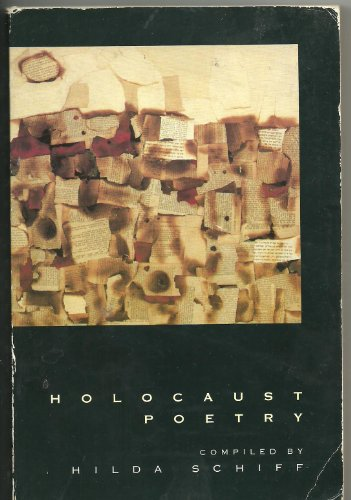 9780006278757: Holocaust Poetry: An Anthology