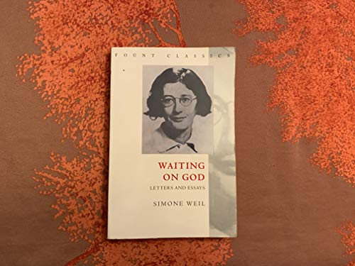 9780006278856: Waiting on God: Letters and Essays (Fount Classics)