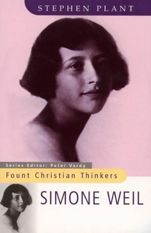 9780006279174: Simone Weil (Fount Christian Thinkers)
