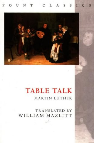 9780006279372: Table Talk (Fount Classics Series)