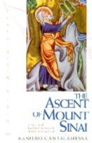 Ascent of Mount Sinai : A Spiritual: Raniero Cantalamessa