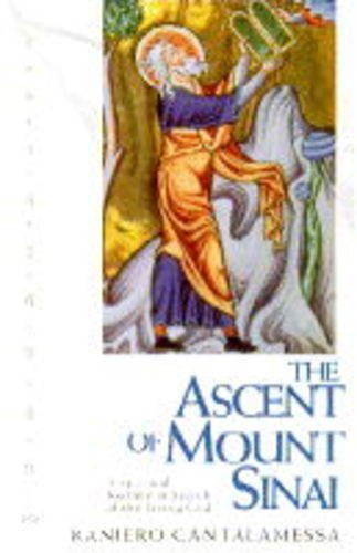 9780006279471: The Ascent of Mount Sinai: A Spiritual Journey in Search of the Living God