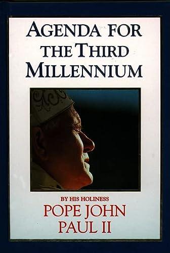 9780006279518: Agenda for the Third Millennium