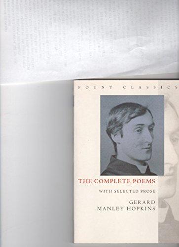 Selected Writings (Fount classics): Hopkins, Gerard Manley
