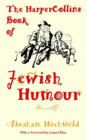 9780006279990: The HarperCollins Book of Jewish Humour