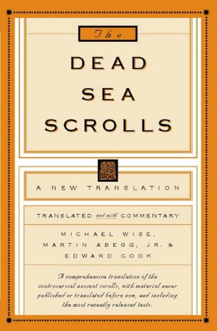 9780006280163: The Dead Sea Scrolls: A New Translation
