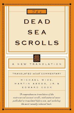 9780006280163: THE DEAD SEA SCROLLS: A New Translation
