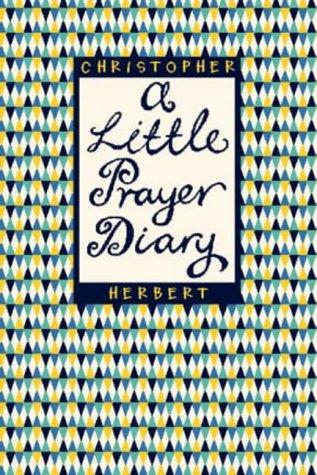 9780006280194: A Little Prayer Diary