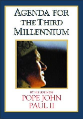 9780006280477: Agenda for the Third Millennium