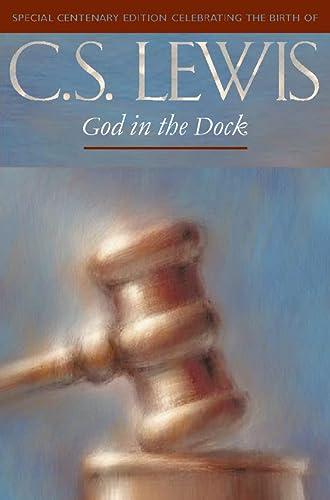 9780006280880: God in the Dock