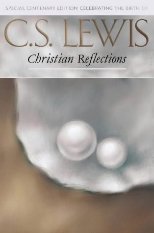 9780006280910: Christian Reflections