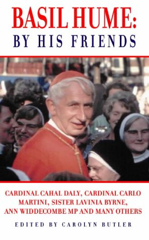 9780006280965: Basil Hume: By his friends