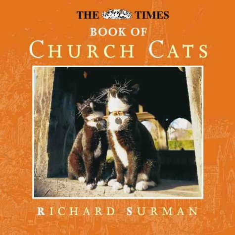 9780006281238: The Times Book of Church Cats