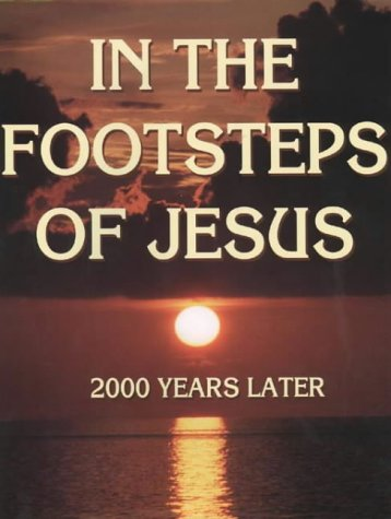 9780006281375: In the Footsteps of Jesus