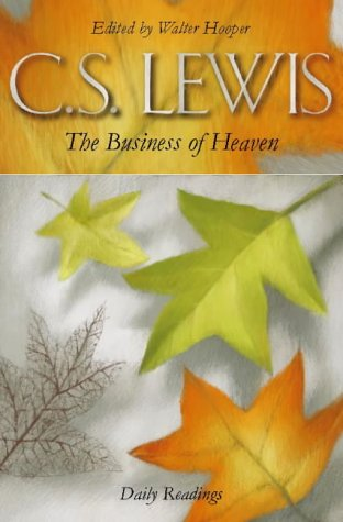 9780006281481: THE BUSINESS OF HEAVEN