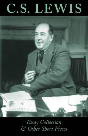 9780006281573: C.S.Lewis Essay Collection and Other Short Pieces