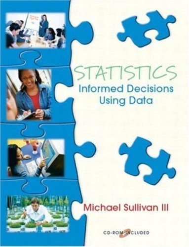 9780006300434: Statistics: Informed Decisions Using Data