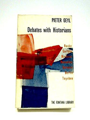 9780006307563: Debates with Historians