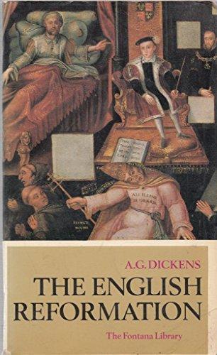 9780006315834: English Reformation