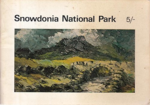 9780006319535: Snowdonia National Park (New naturalist series)