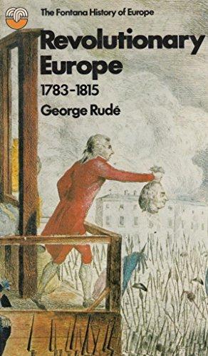 9780006321255: 'REVOLUTIONARY EUROPE, 1783-1815'