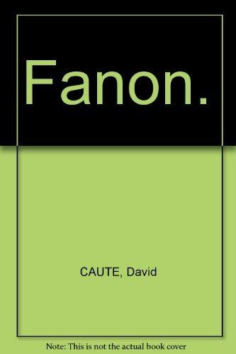 9780006322535: Fanon.