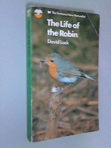Life of the Robin (The Fontana new: Lack, David