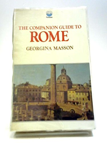 9780006323105: THE COMPANION GUIDE TO ROME.