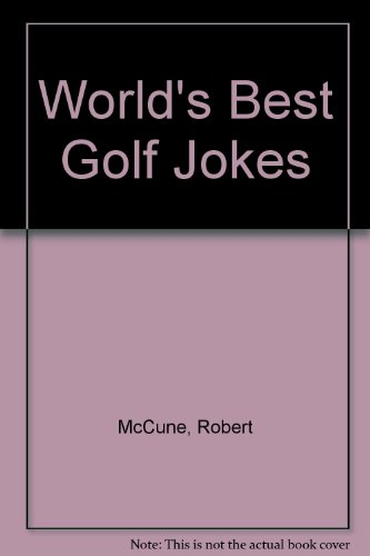 9780006323327: World's Best Golf Jokes