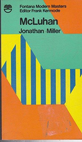 9780006324287: McLuhan (Modern Masters Series)