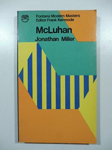 9780006324287: McLuhan (Fontana modern masters)