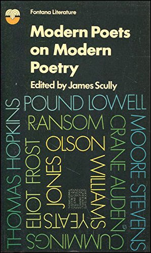 9780006324324: Modern Poets on Modern Poetry