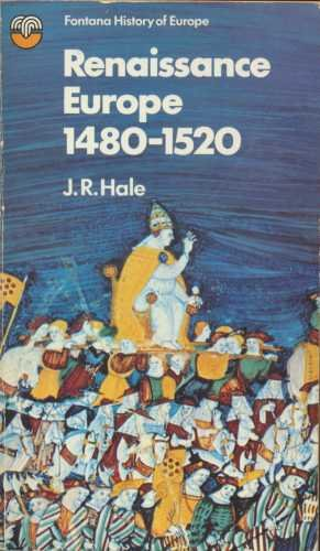 9780006324355: Renaissance Europe, 1480-1520