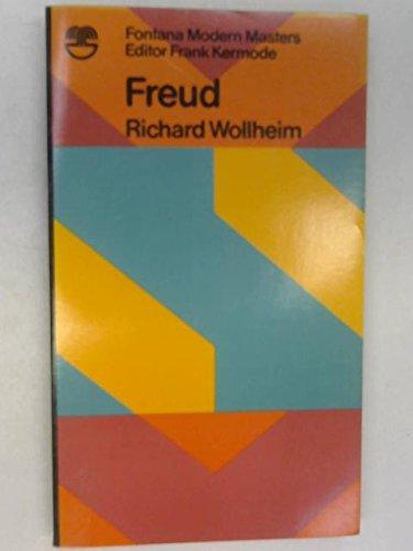 9780006324362: Freud (Modern Masters)