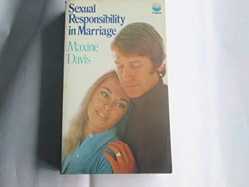9780006325239: SEXUAL RESPONSIBILITY IN MARRIAGE.