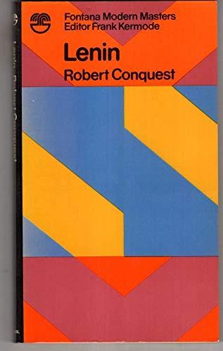 Lenin.: Lenin, V I]; Conquest, Robert