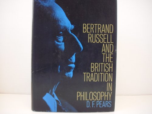 9780006327554: Bertrand Russell and the British tradition in philosophy,