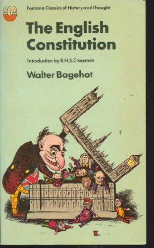 9780006327585: The English constitution