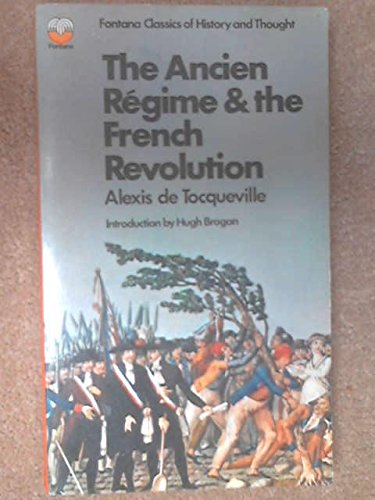 9780006327592: The Ancien Régime and the French Revolution (Fontana classics of history and thought)
