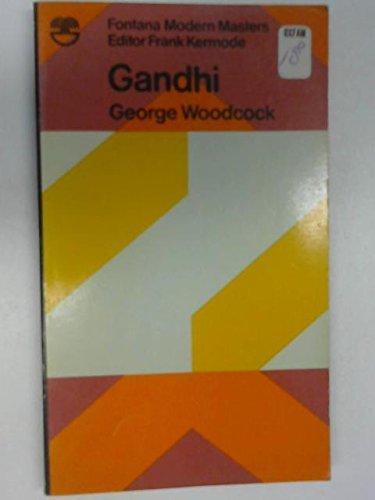 9780006328094: Gandhi (Modern Masters)