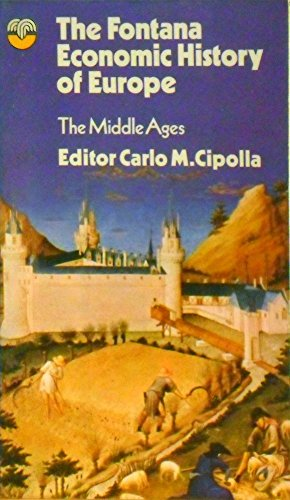 9780006328414: The Fontana Economic History of Europe: The Middle Ages