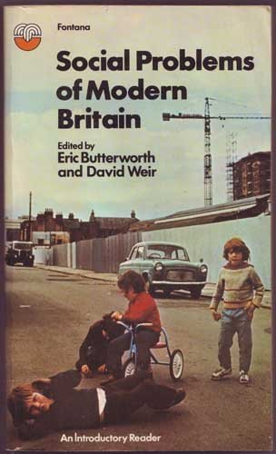 Social Problems of Modern Britain: HarperCollins Distribution Services