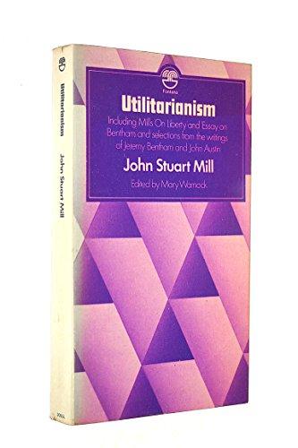 9780006330653: Utilitarianism