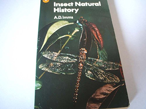 9780006331940: Insect Natural History (Collins New Naturalist)
