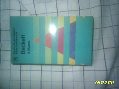 9780006333197: Beckett (Modern Masters S.)