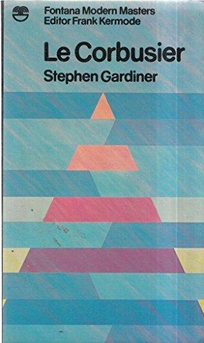 9780006333302: Le Corbusier (Modern Masters)