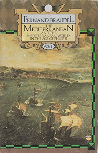9780006334071: Mediterranean and the Mediterranean World in the Age of Philip II: v. 1